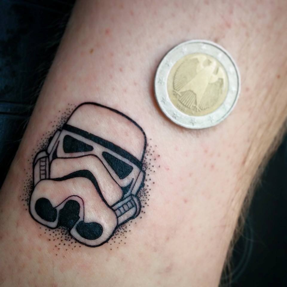 Tiny Stormtrooper