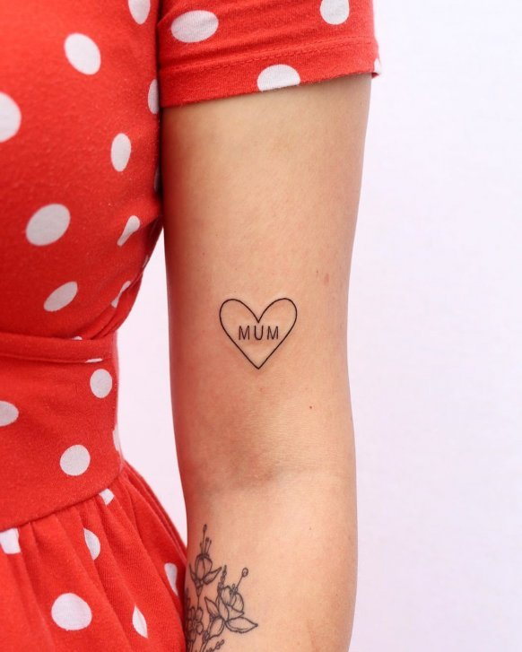 Tattoo Images for Mom