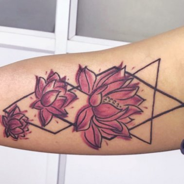 inner arm tattoos for girls